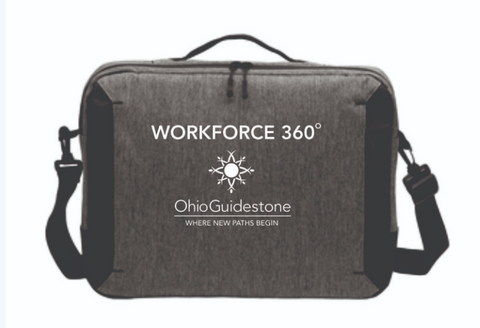 OhioGuidestone Work Force 360 Messenger Bag