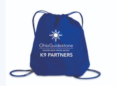 OhioGuidestone K9 Cinch bag
