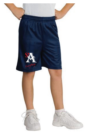 St. Ambrose Spirit Wear Shorts
