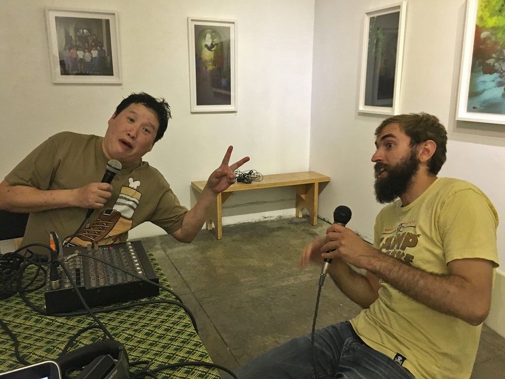 The Jew and The Lotus Episode Podcast Episode 24 - Luke Chueh