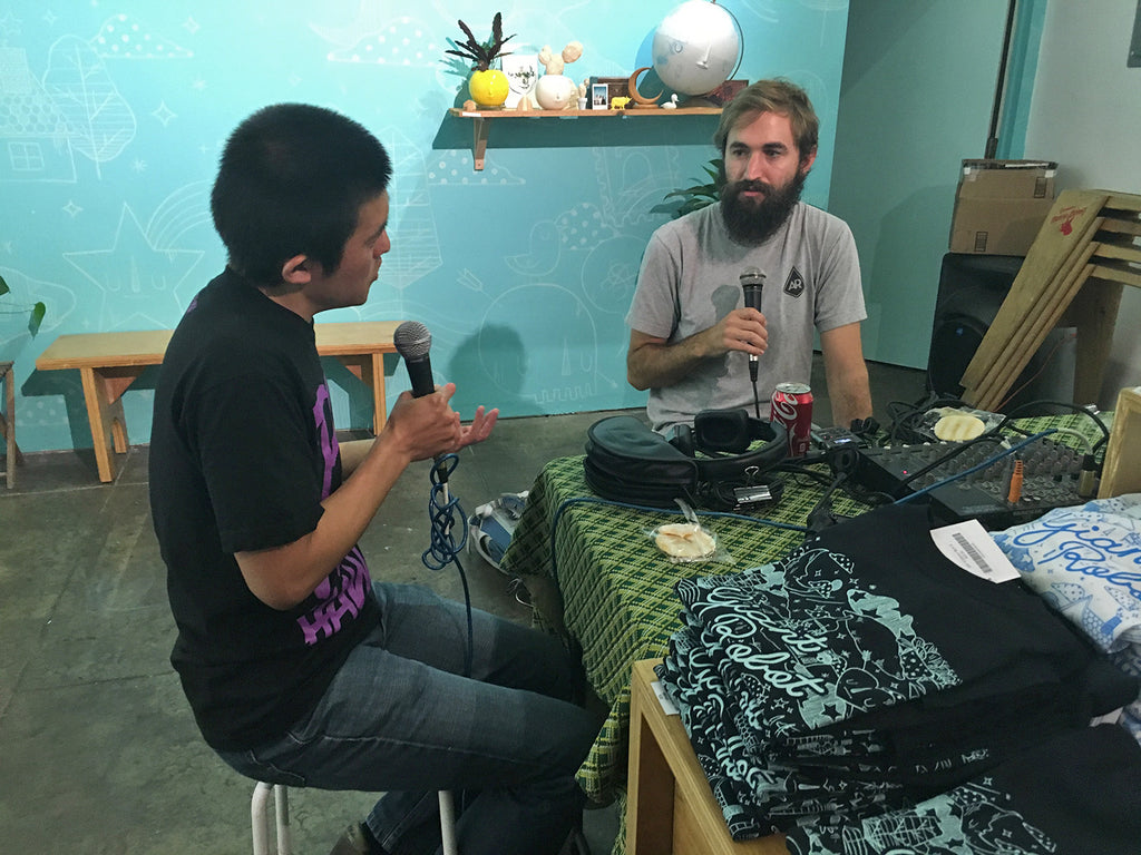 The Jew and The Lotus Podcast Episode 29 with Edwin Ushiro