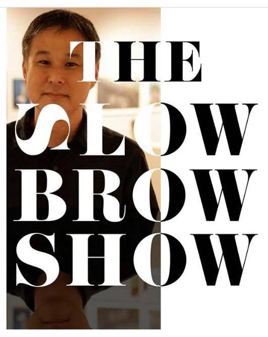 The Slow Brow Show Podcast with Anneli Olander Berglund