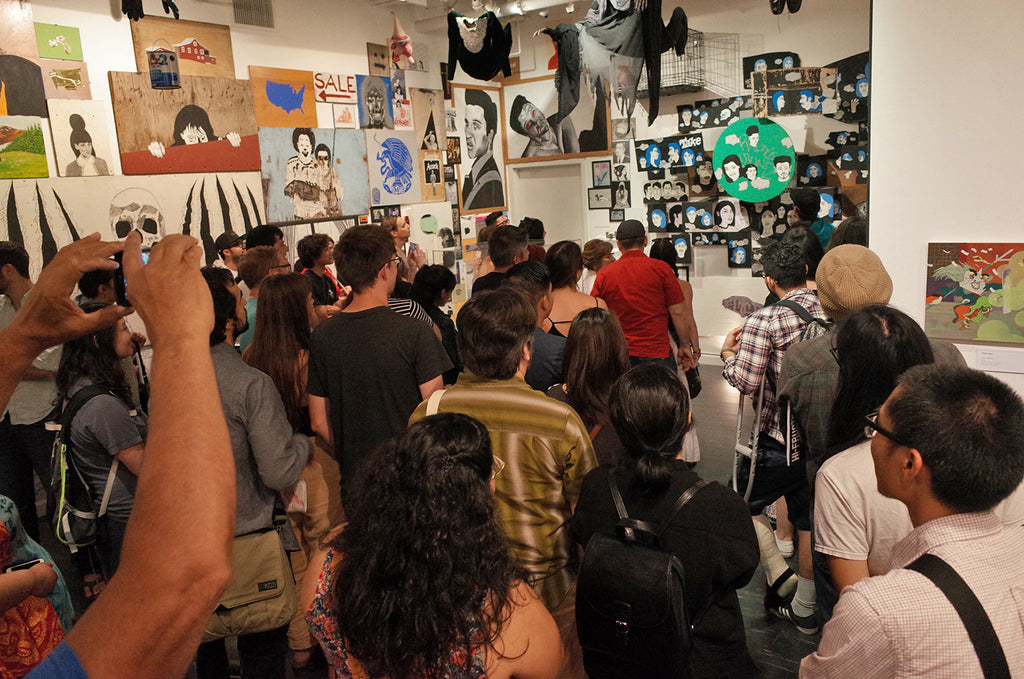 Silent Wonderment Closing Event Photos - July 2nd 2016