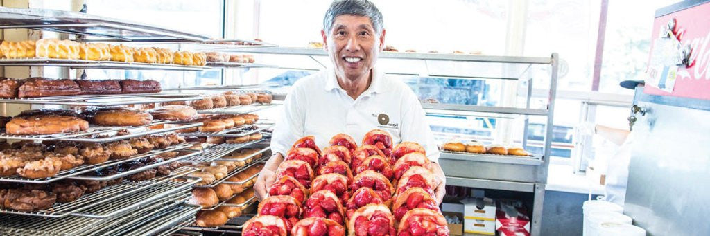 Interview with Jim Nakano - The Donut Man