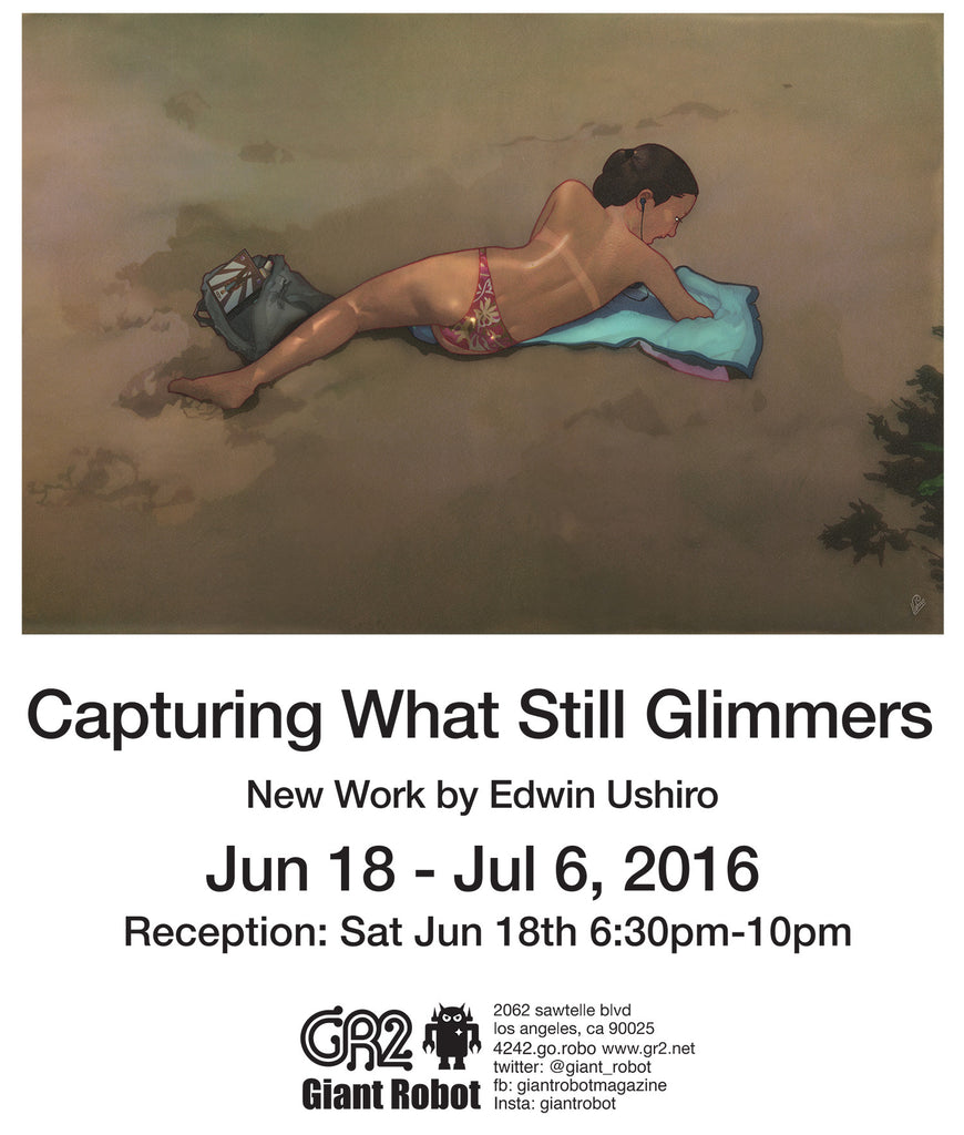 GR2: Capturing What Still Glimmers - Solo Exhibition by Edwin Ushiro