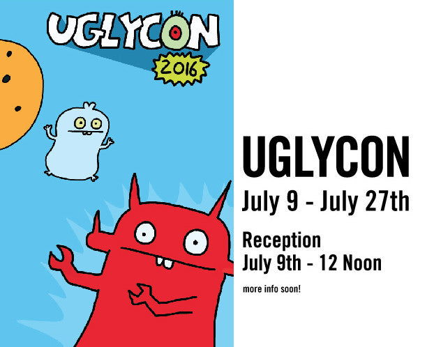 GR2: UGLYCON July 9th - A Celebration of Uglydoll