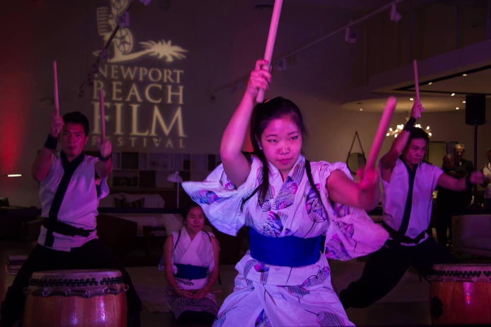20th Annual Newport Beach Film Festival: Japanese Spotlight Wednesday, May 1, 2019 at 7:45 PM – 12 AM