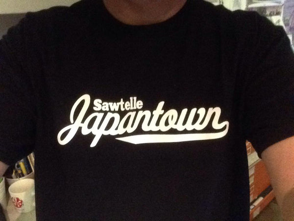 Sawtelle Japantown Shirts now at Giant Robot