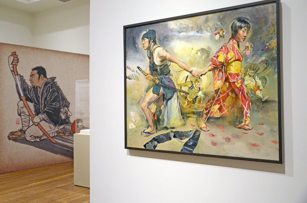 Worcester Art Museum - Samurai! Opens Friday