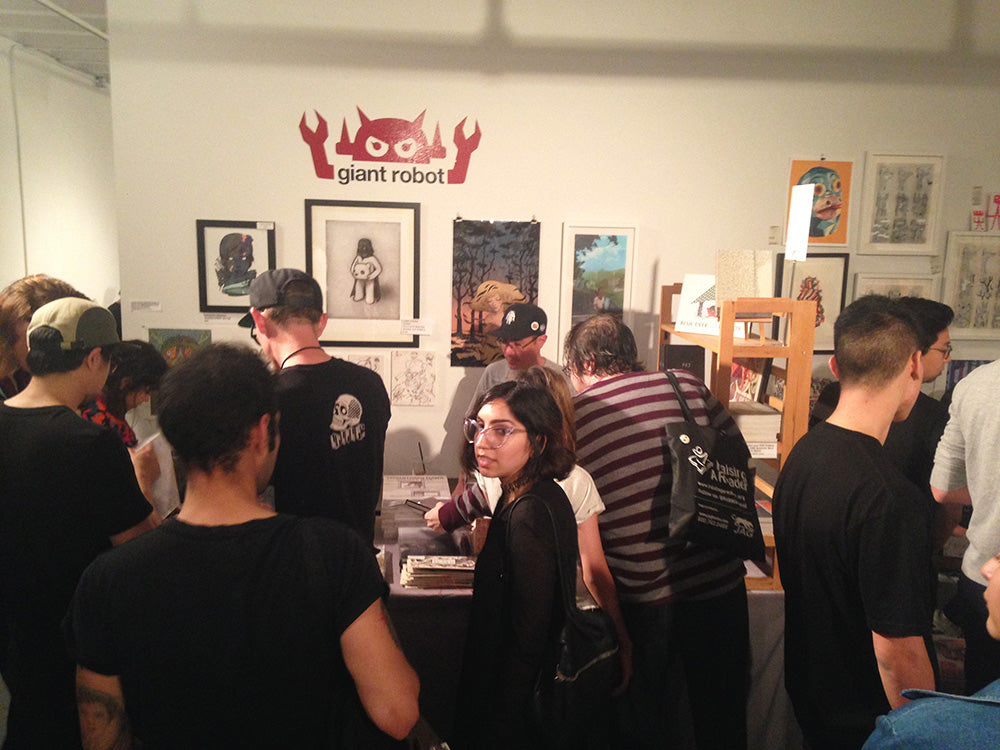 Printed Matter's LA Art Book Fair Day 3 and 4 - The Wrap Up
