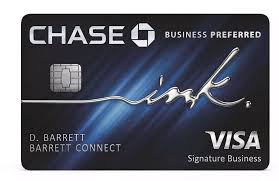 Credit Card Research: Chase Business Ink