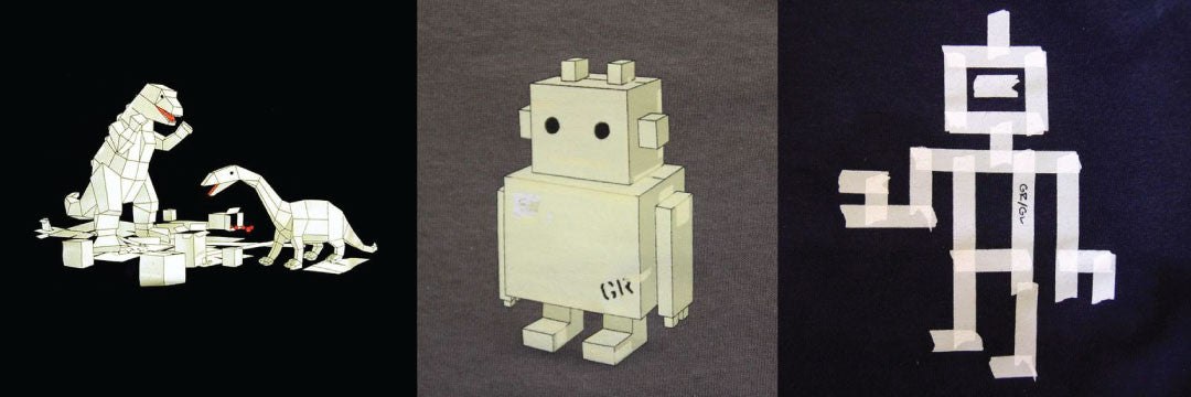 Giant Robot Shirts