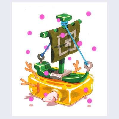 Peter Chan - Jelly Boat #08