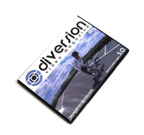 DVD - Diversion Video Magazine Volume 5.0