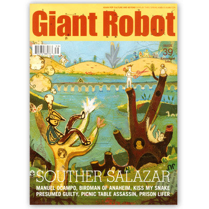 Giant Robot - Issue #39