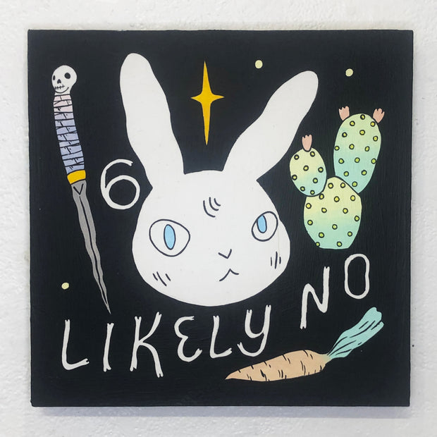 "Deth P. Sun - #19 - ""Likely No"" Rabbit"