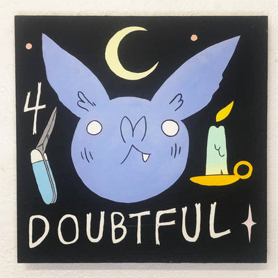 "Deth P. Sun - #07 - ""Doubtful Bat"""