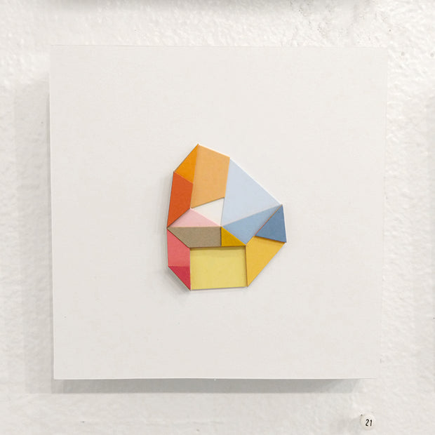 Huntz Liu - Forms Small 2p - #21