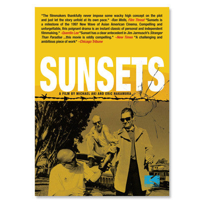 DVD - Sunsets : A Film by Michael Aki and Eric Nakamura