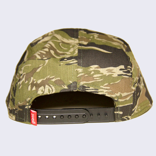 Giant Robot - 5 Panel Hat (Camouflage)