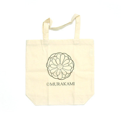 Takashi Murakami - EcoTote Bag (Brown Flower)