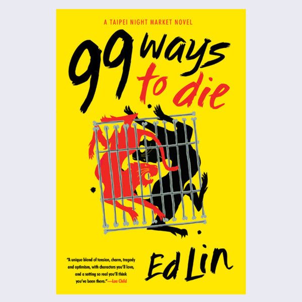 99 Ways to Die - Ed Lin