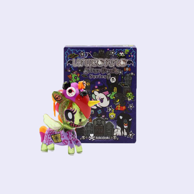 Tokidoki - Unicorno After Dark (Series 1) Blind Box