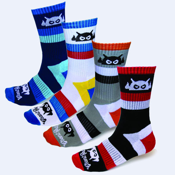 Giant Robot - Big Boss Robot Socks (Pack of 4)