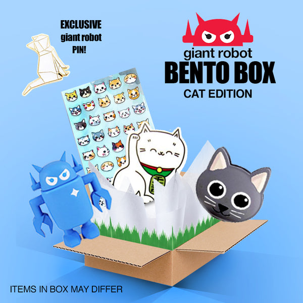 Bento Box - Cat Edition