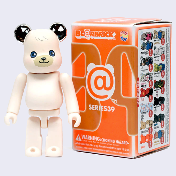 Bearbrick Series 39 Figure