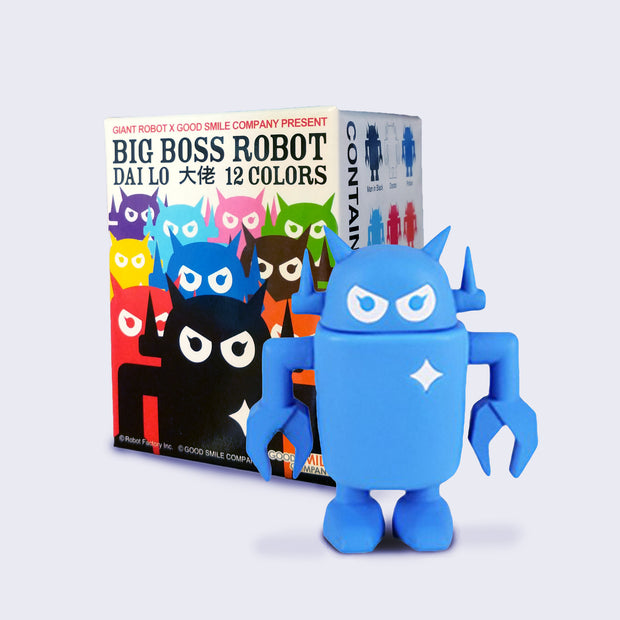 Giant Robot - Big Boss Robot Figure