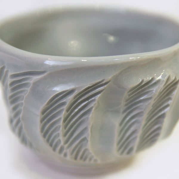 City of Lost Angels - Ceramic Hard Carved Cup (Light Blue)