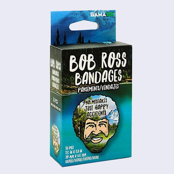 Gama-Go - Bob Ross Bandages