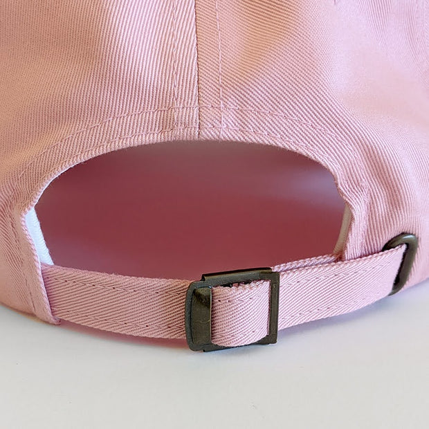Giant Robot - Boba Dad Hat (Pink)