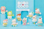 Bobo & Coco - Sweet Plush Keychain Blind Box