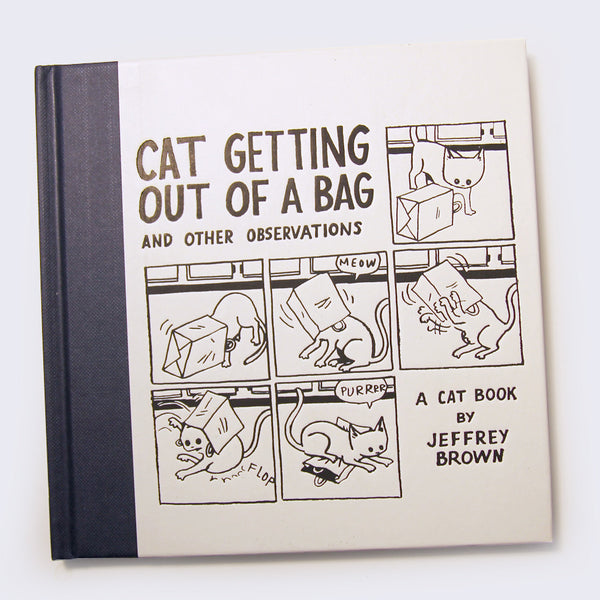 Jeffrey Brown - Cat Getting Out of a Bag and Other Observations