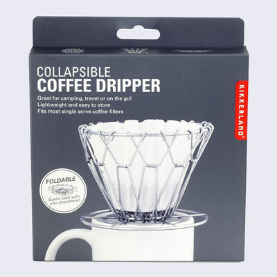 Steel Collapsible Coffee Dripper