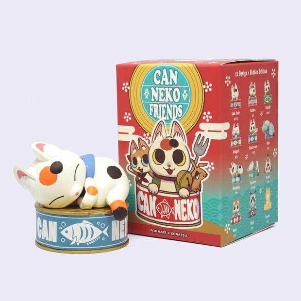Can Neko Friends Blind Box