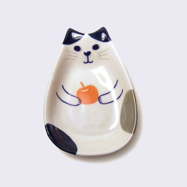 Mini Cat & Fruit Dish (Assorted)