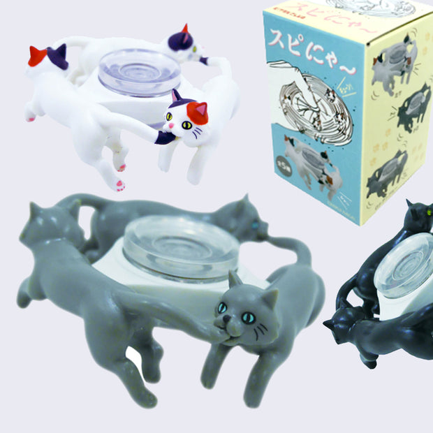 Kitan Club SpiMeow Cat Fidget Spinner Blind Box
