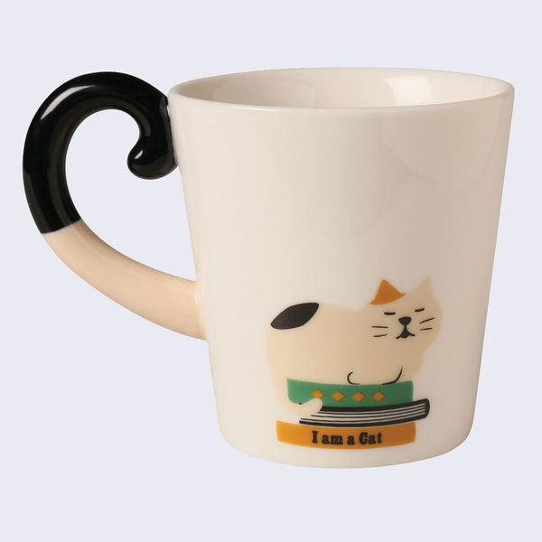 Cat Tail Mug (Calico)