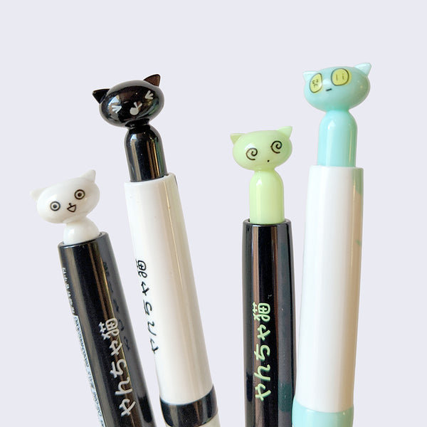 Kitty Cat Retractable Pen (Assorted Varieties)