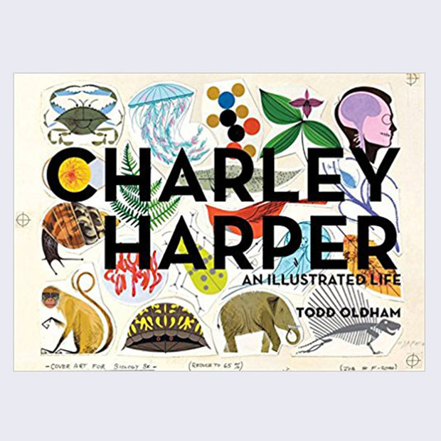 Charlie Harper: An Illustrated Life by Todd Oldham
