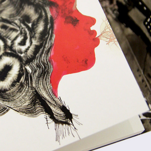 David Choe - 30 Postcards Set