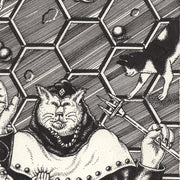 "The Neko Show - Davor Gromilovic - ""Battle Inside The Secret Cat Chamber"""