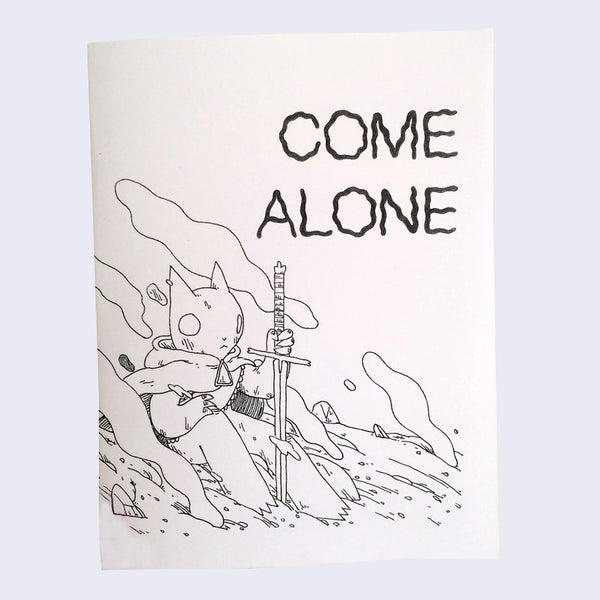 Deth P. Sun - Come Alone Zine