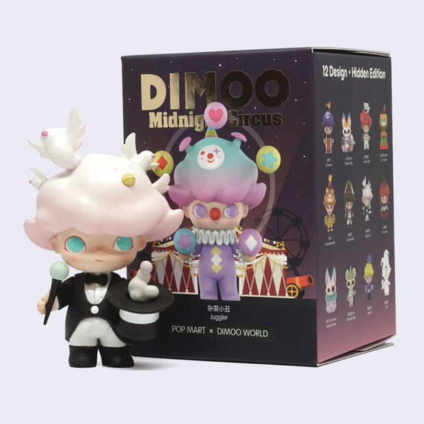 Dimoo - Midnight Circus Blind Box