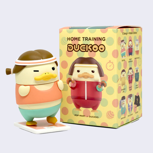 Duckoo - Home Training Blind Box