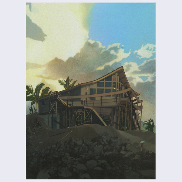 Edwin Ushiro - The Kehala House - #2