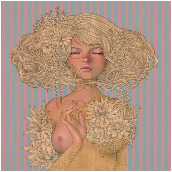 Audrey Kawasaki - Enchantress Print